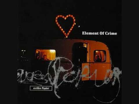 Element of Crime: Mehr als sie erlaubt