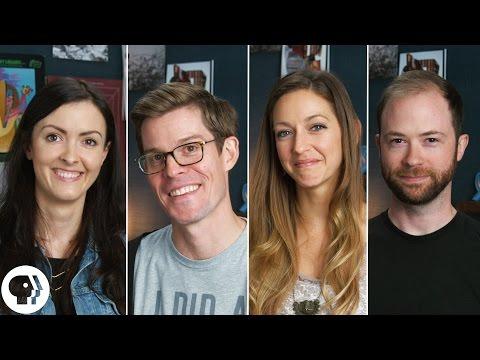 3 Brain Teasers! ft. Physics Girl, Idea Channel & Joe Hanson