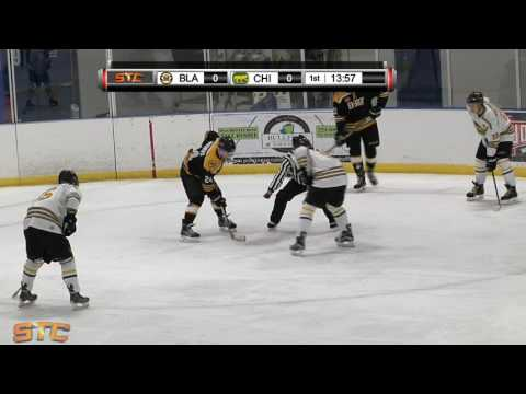 Chicago Cougars vs Blaine Energy Game 112-03-2016