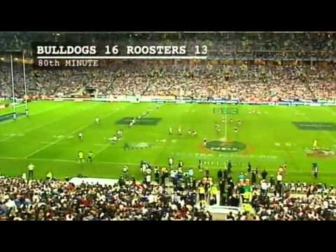 That Moment Roosters v Bulldogs 2004 Grand Final