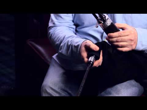 Fred Morrison - Introduction to A Smallpipes (Slow Air 'Drumbuie')