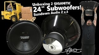 UNBOXING 2 GIGANTIC 24