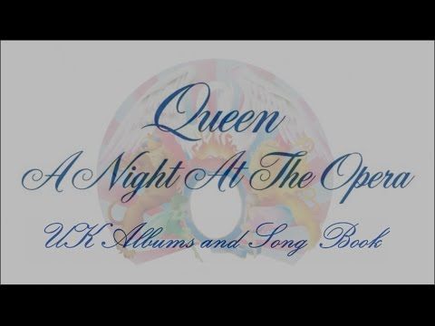 [113] A Night At The Opera - UK Albums and Song Book (1975)