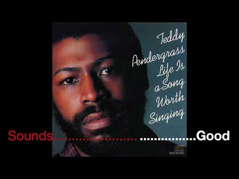 Teddy Pendergrass - Close The Door - Tsop