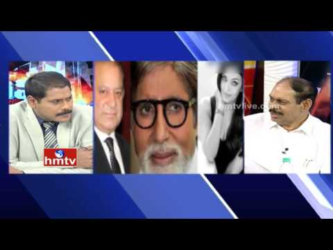 Debate on 500 Indians in Panama Papers List Over Black Money | Left & Right | HMTV