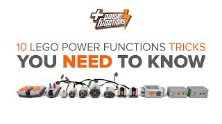 10 LEGO Power Functions Tricks You NEED To Know