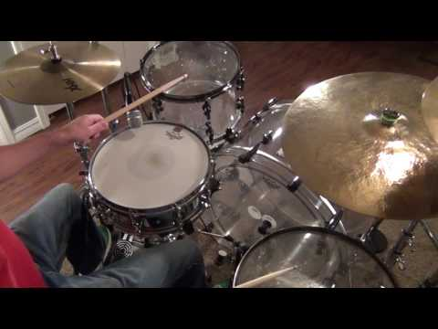 Bonham Triplets - Drum Set Lesson w/ Jeff Jones of Zomac School of Music
