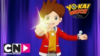 Yo-Kai Watch I Kurtarma I Cartoon Network Türkiye