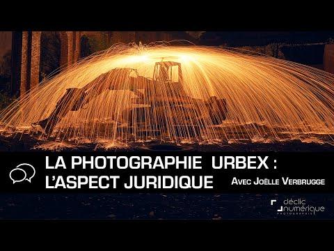 Photographie URBEX : l'aspect juridique (interview de Joëlle Verbrugge)