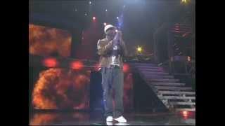 Usher - burn (live @ puerto rico)