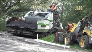 asfalt vernieuwen brem langeven Heijen