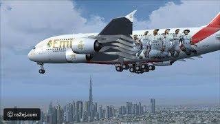 طائرة ريال مدريد الخاصة..قمة الأناقة والرفاهية