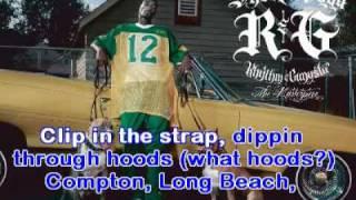 Snoop Dogg ft Dr Dre - Next episode ~ Karaoke HQ