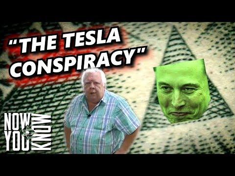 "Jack Rickard's ""The Tesla Conspiracy"" | In Depth"