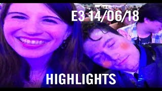 15/06/2018 E3 Bryan Dechart Stream Highlights