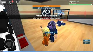 Like the like for more videos on Roblox the game is Yamaha (Prison Life)