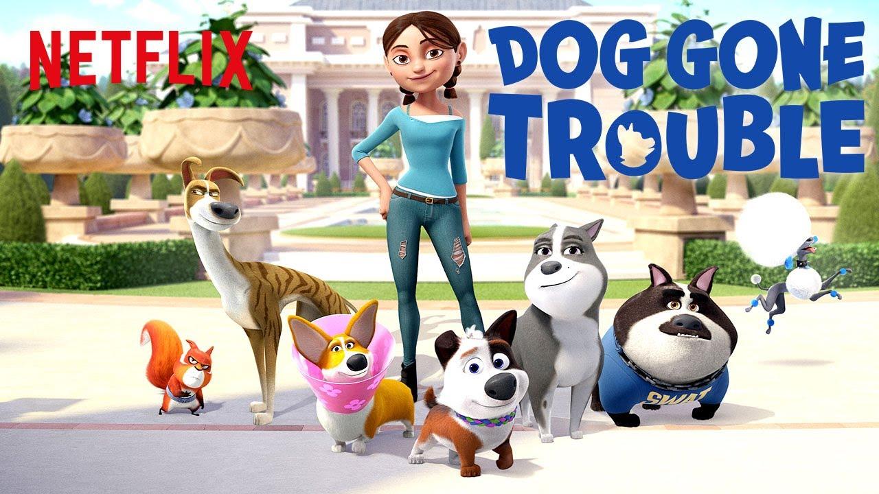 Download Dog Gone Trouble Trailer 🐶 Netflix Futures