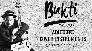 Virgoun - Bukti (Karaoke - Cover AdieNote Instruments)