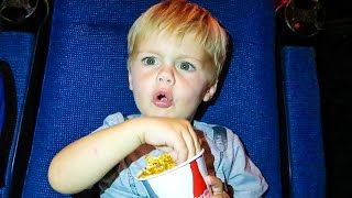TODDLER MOVIE REVIEW!
