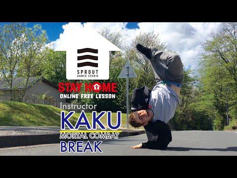 SPROUT無料オンラインダンスレッスン / KAKU / MORTAL COMBAT