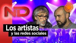 Abel Pintos habló del escándalo en torno a Jimena Barón y la influencia de las redes