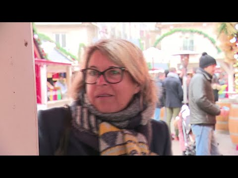 رقابة مشددة في جميع أسواق أعياد الميلاد في فرنسا  - نشر قبل 31 دقيقة