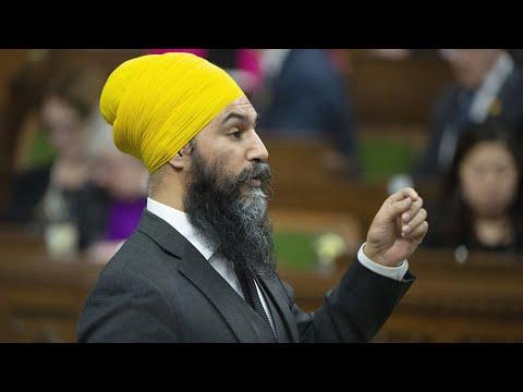 Question Period: Jagmeet Singh takes seat as MPs debate SNC-Lavalin affair — March 18, 2019 Mp3