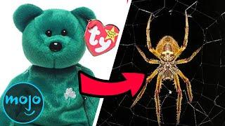 10 Dark Conspiracy Theories Behind Children's Toys