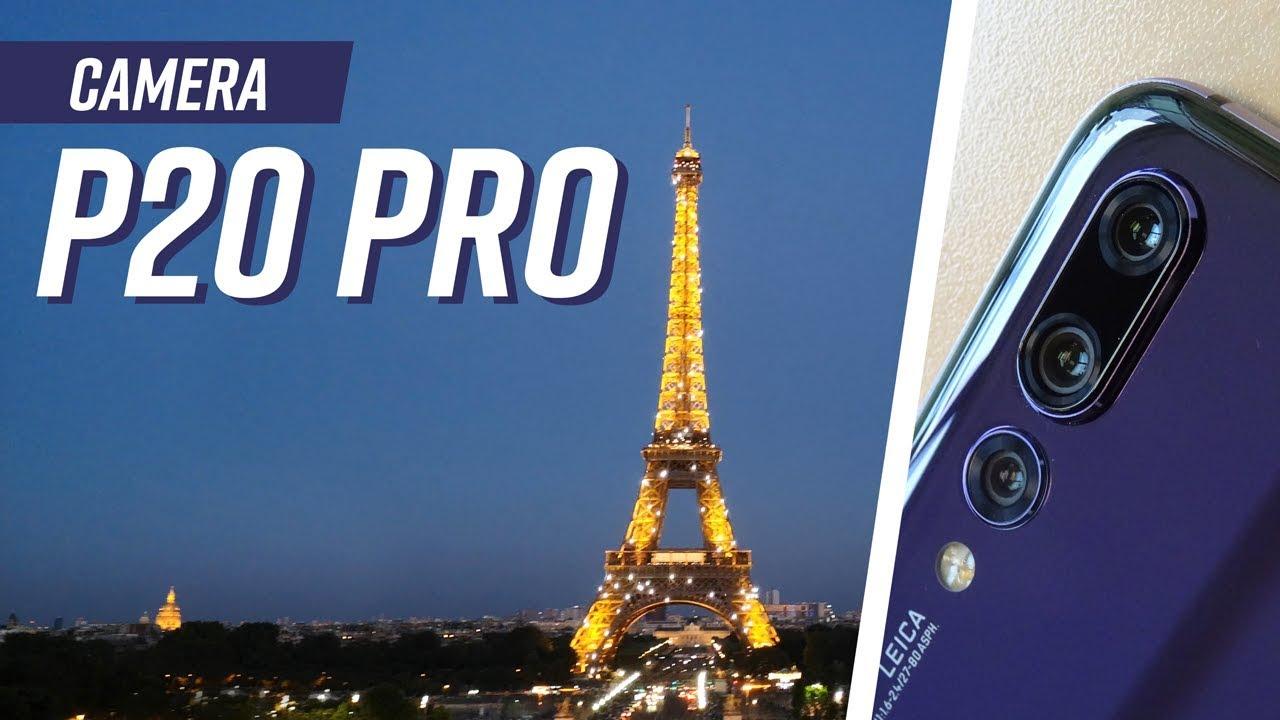 Đánh giá camera Huawei P20 Pro