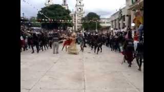 San Luis Acatlán - America y Danza de los Apaches