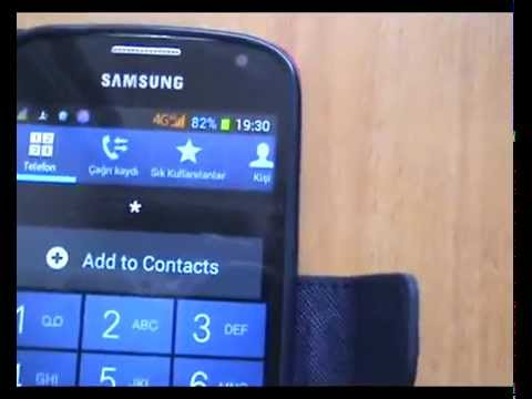 how to change voicemail on s4