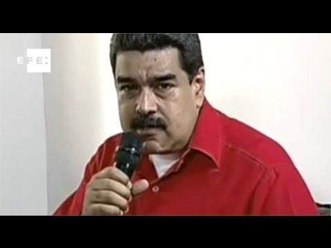 "Maduro dice no estar ""obsesinado"" con comicios ni con reelección"