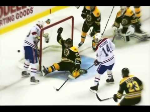 NHL Best Plays Of The Playoffs 2011