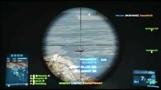 Sniper vs Tank And Boat
