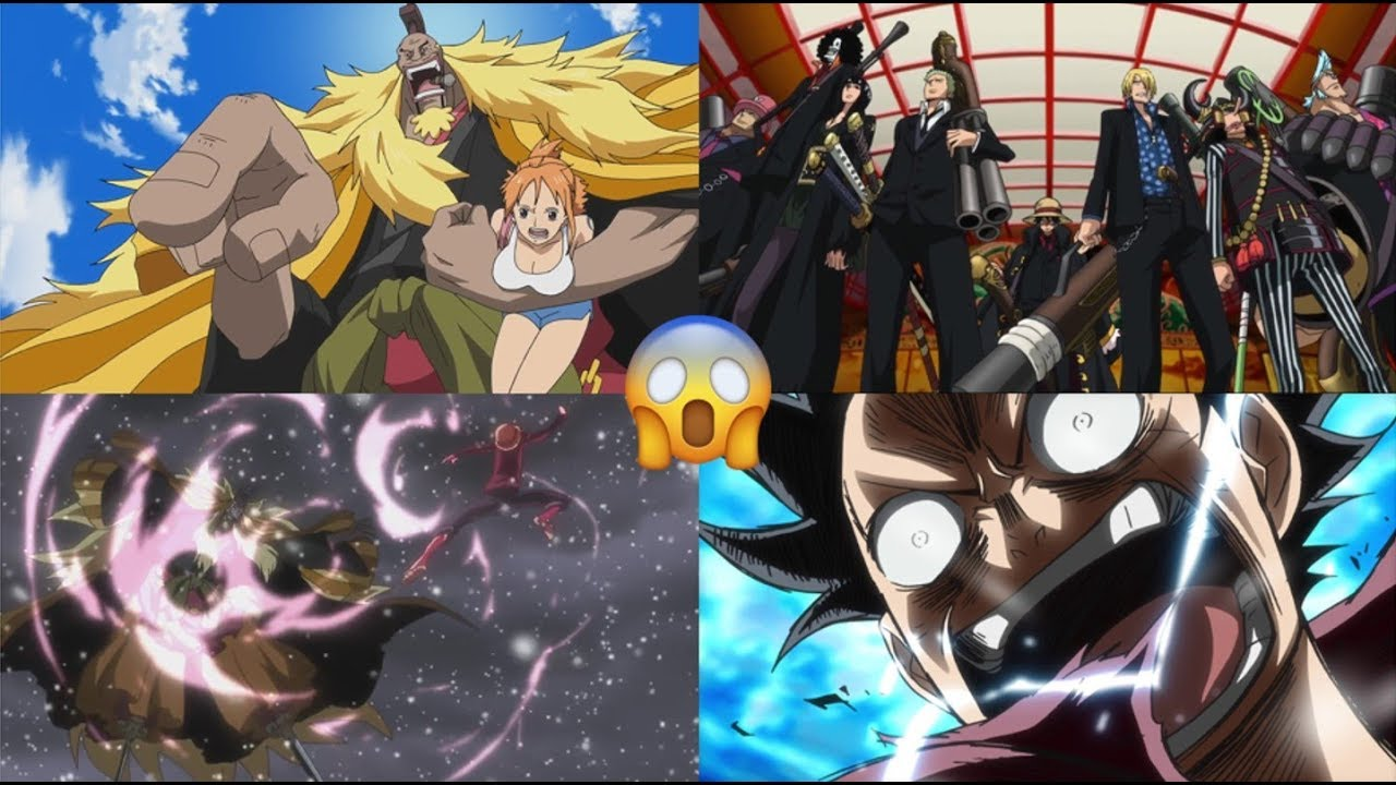 REDIRECT! One Piece: Episode 0 & Strong World Movie Parts ...