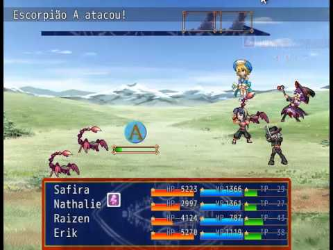 Akea Animated Battle System - Completed Scripts/Plugins/etc  - RPG