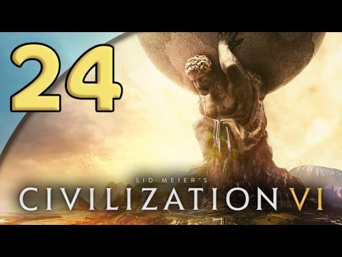 Civilization VI - 24. Espionage Enhancement - Let's Play Civilization VI Gameplay