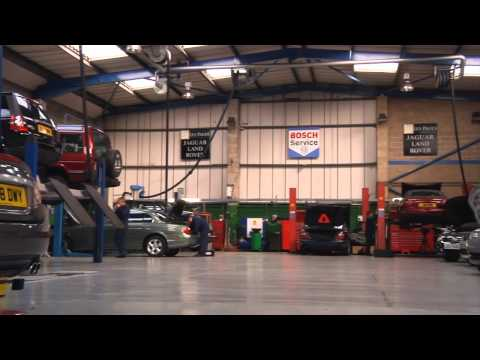 Les Pauls Motors Jaguar, Land Rover and VW / Audi Specialists