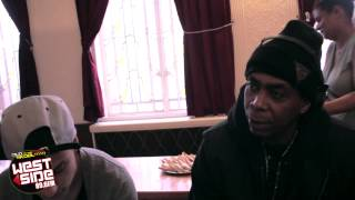 (EPMD) Westside TV Interviews Parrish Smith (PMD)