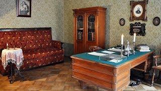 Достоевский - музей квартира  в Петербурге