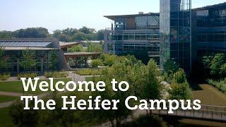 Heifer International – Little Rock Headquarters, Village And Urban Farm