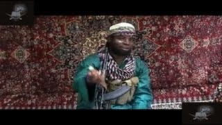 Boko Haram leader claims recent Nigeria attacks in video