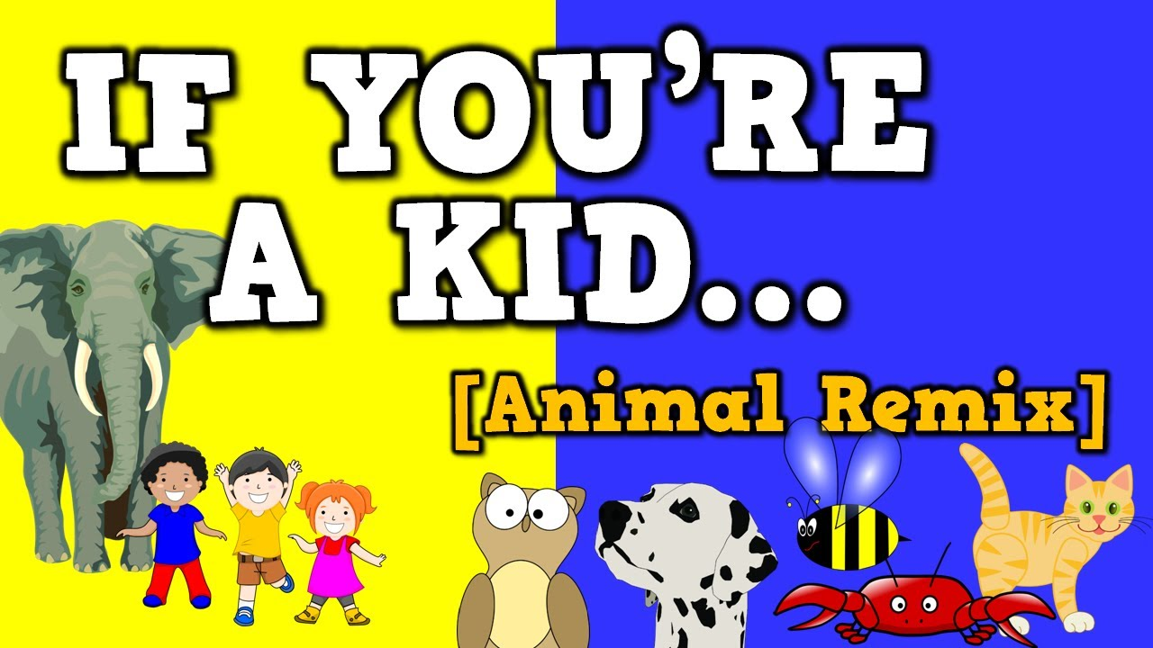 Animals And Sounds For Kids