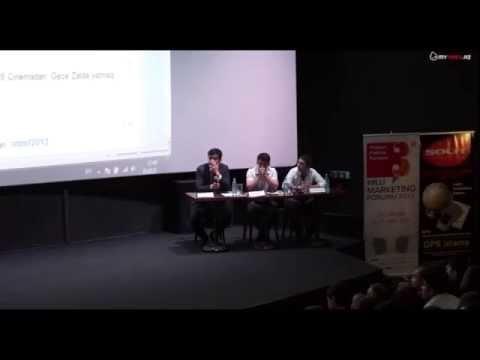 MMF2013 - 3-cü panel