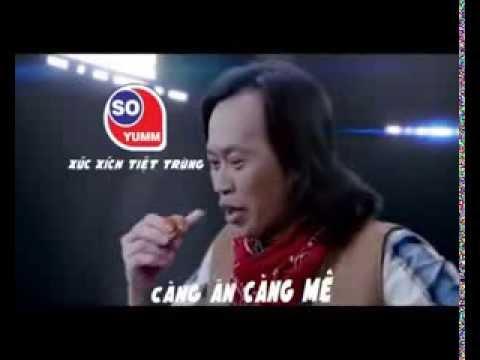 """Xúc xích SoYumm - Hoài Linh """"Càng ăn càng mê"""""""