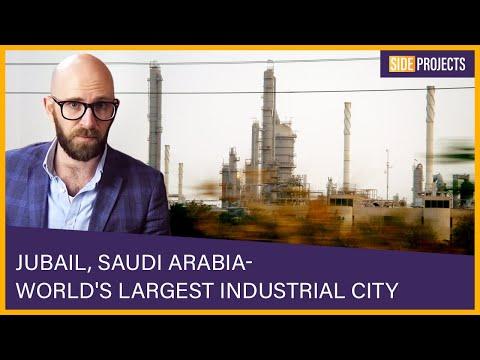 Jubail, Saudi Arabia: The World's Largest Industrial City