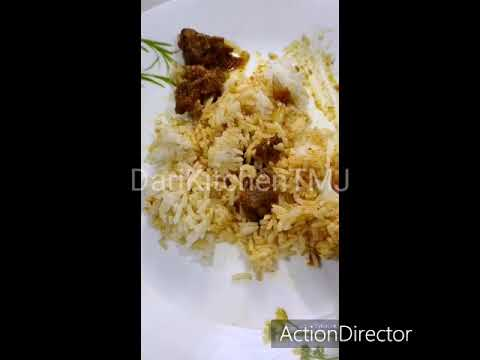 DariKitchenTMJ Makan Nasi Lauk Asam Pedas