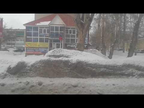 "Маршрут автобуса #3/3а ""АВ-Смакаево"" до ост. Уральская (Ишимбай)"