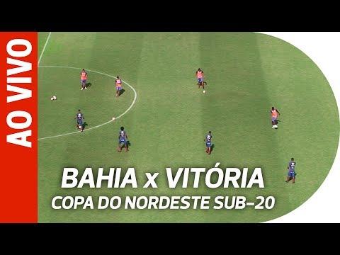 Ao vivo! Bahia x Vitória - Copa do Nordeste sub-20 - YouTube 77f424b36e23e
