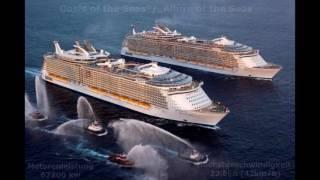 Top 10 der größten Schiffe der Welt
